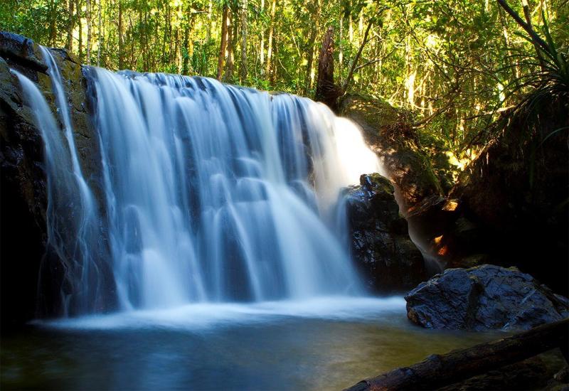 Suối Tranh - du lịch mùa thu Phú Quốc