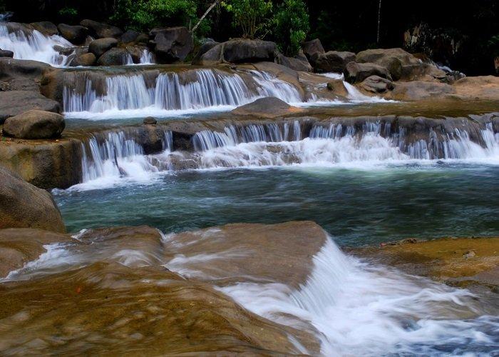 Thác Yangbay - điểm đến du lịch mùa thu Nha Trang