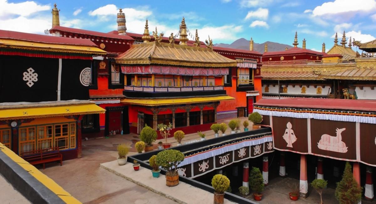 Du lịch Tây Tạng -Chùa Đại Chiêu