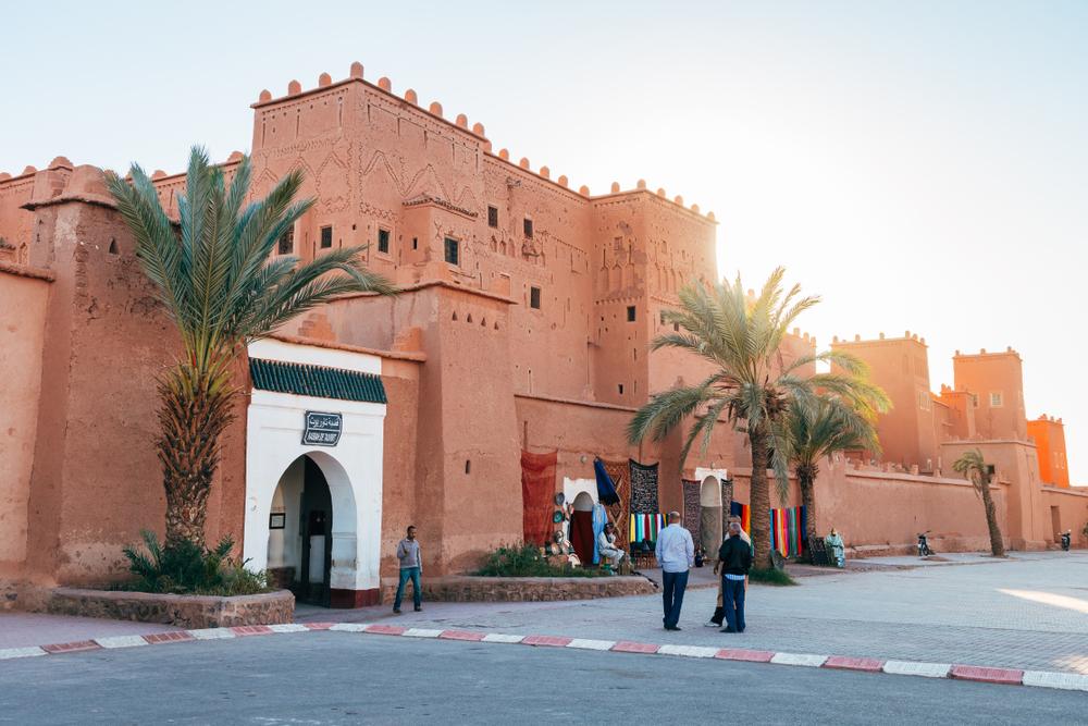 Du lich Maroc