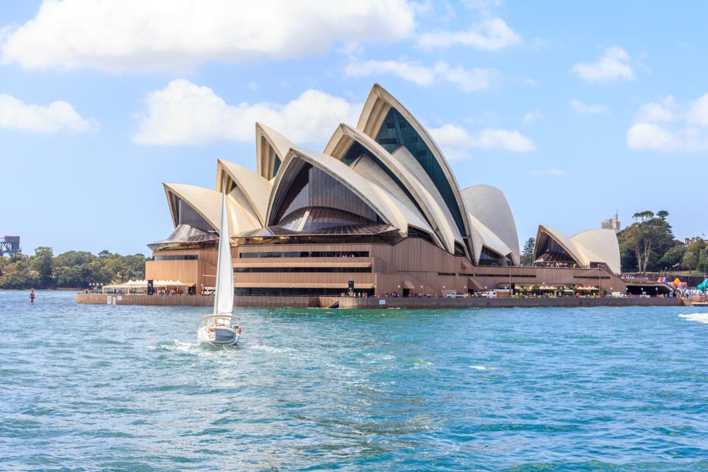 Du lịch Úc - Thành phố Sydney