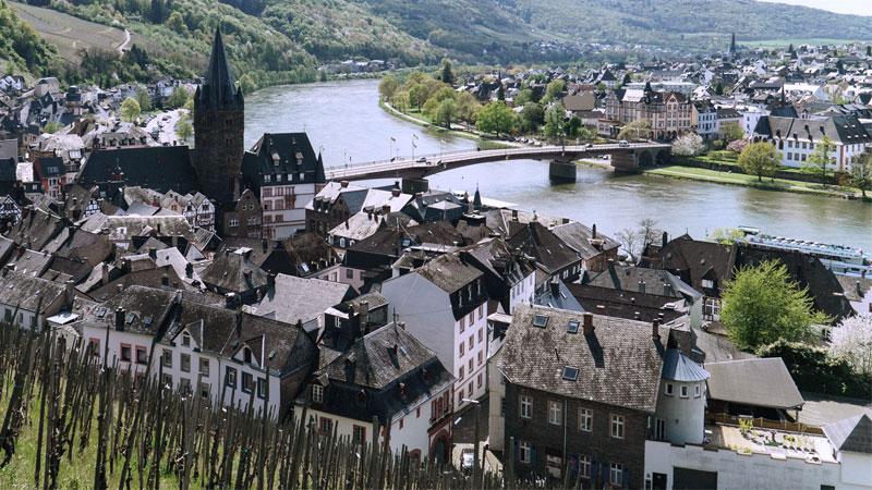 Thành phố Bernkastel-Kues