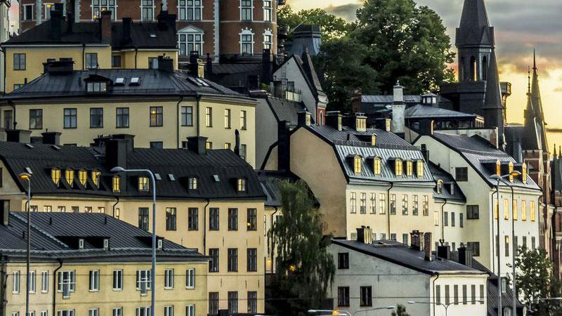 Thành phố Stockholm giàu giá trị văn hóa
