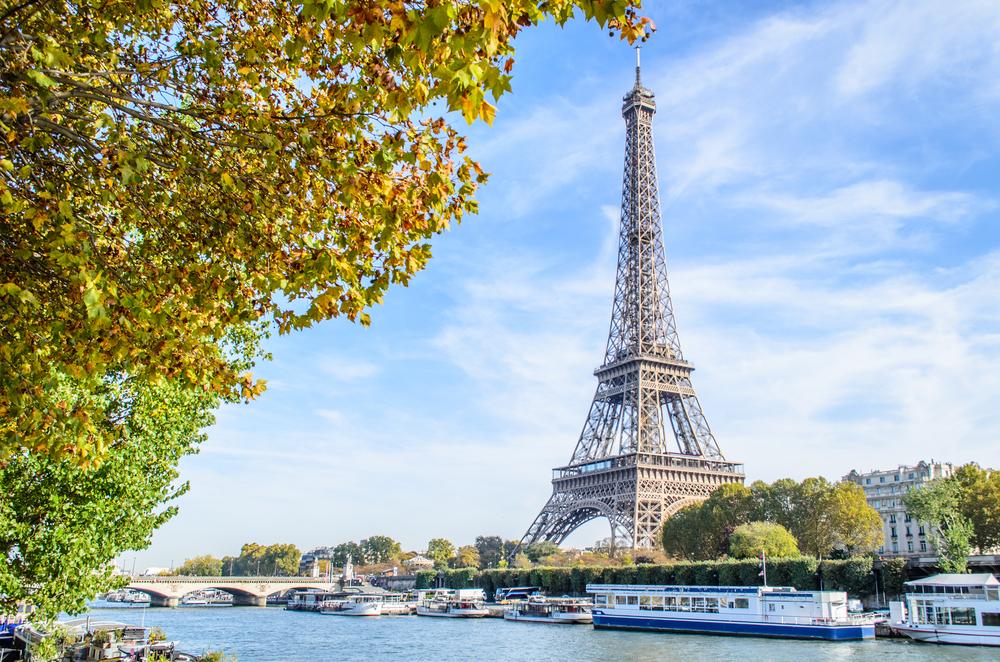 Tour du lịch Pháp mùa Thu giá rẻ