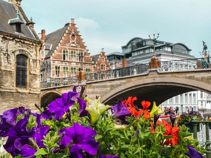 Du lịch Bỉ - Thời tiết rất thuận tiện dành cho mọi chuyến đi