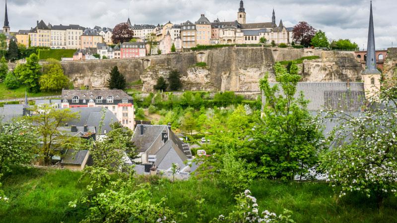 Thời điểm lý tưởng để du lịch Luxembourg