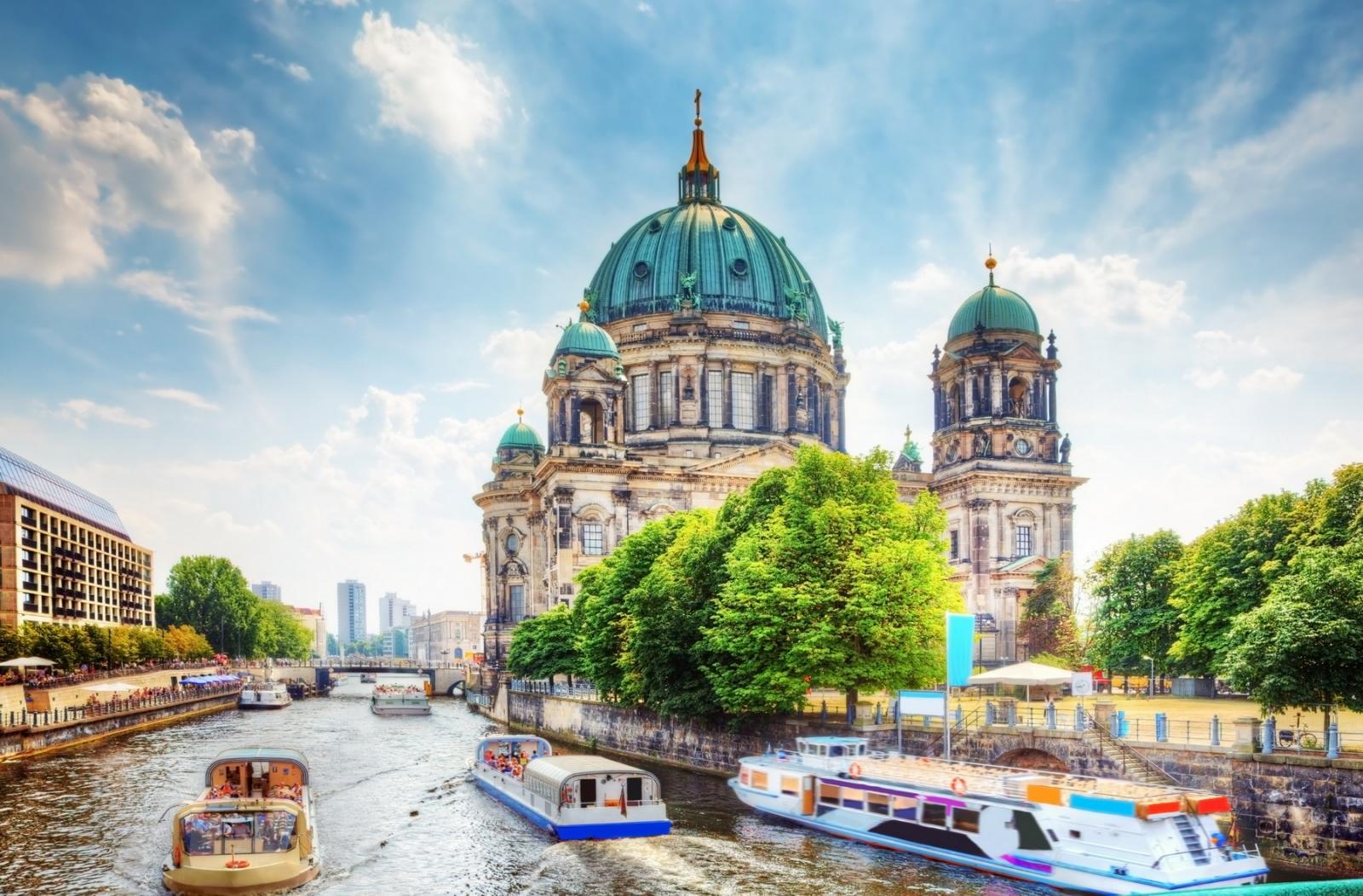 Thủ đô Berlin nước Đức