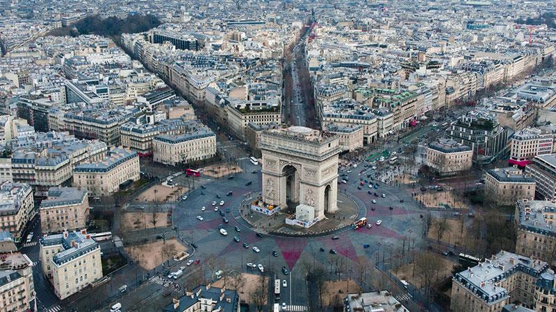Thủ đô Paris, nhất định phải ghé thăm khi du lịch Pháp