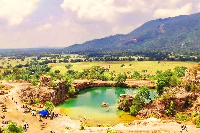 thung lũng Tà Pạ