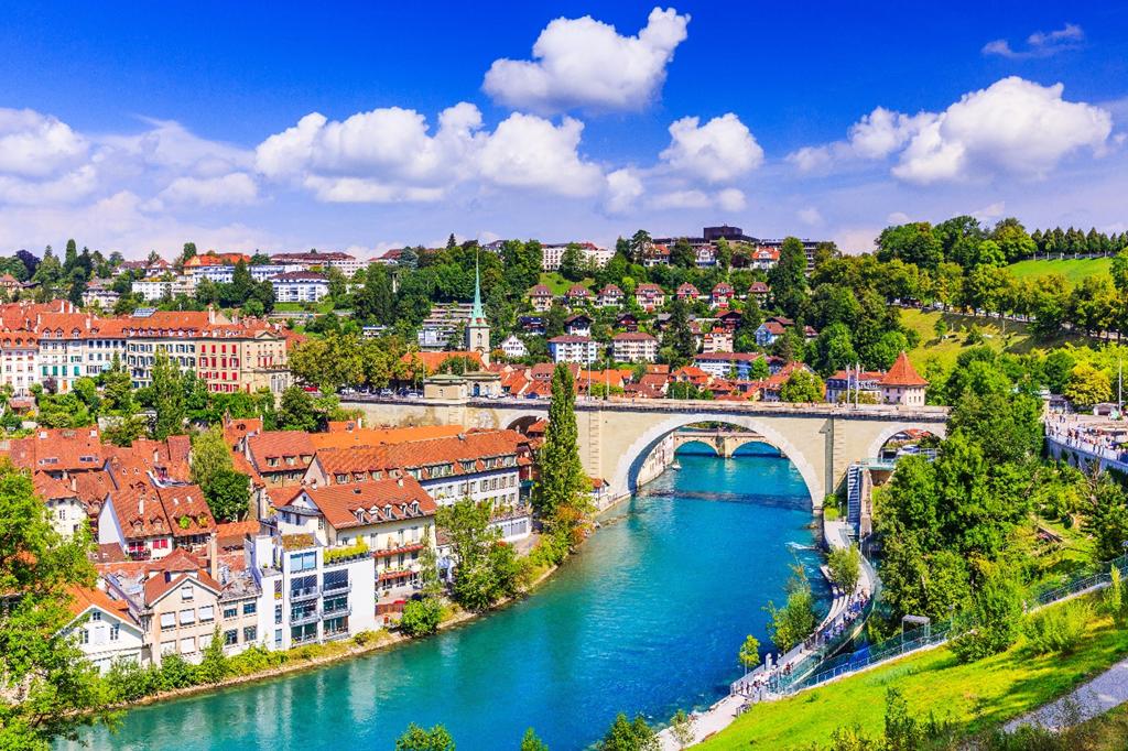 Du lịch Châu Âu - Thụy Sĩ
