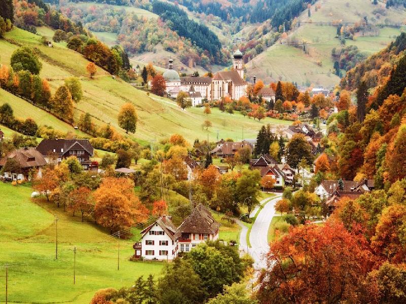 Nên đi du lịch Đức vào tháng nào đẹp nhất?