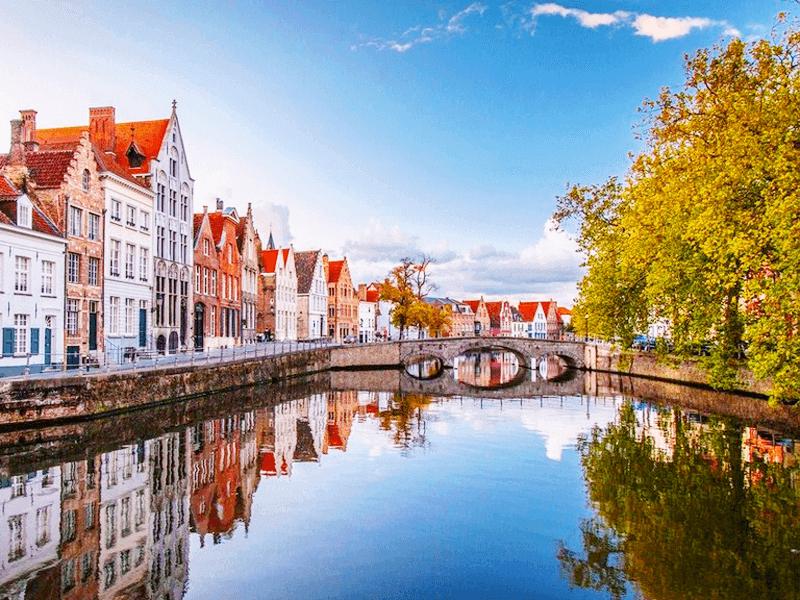 du lịch Bỉ