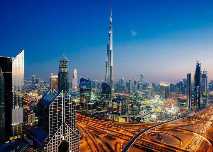 Đi tour du lịch Singapore - Dubai mùa thu tháng 10