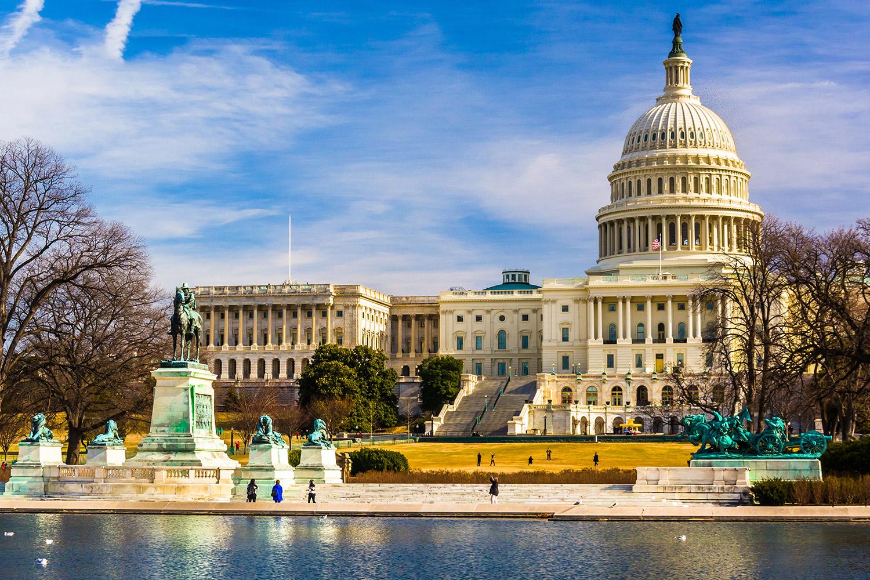 Du lịch Washington D.C mùa Thu