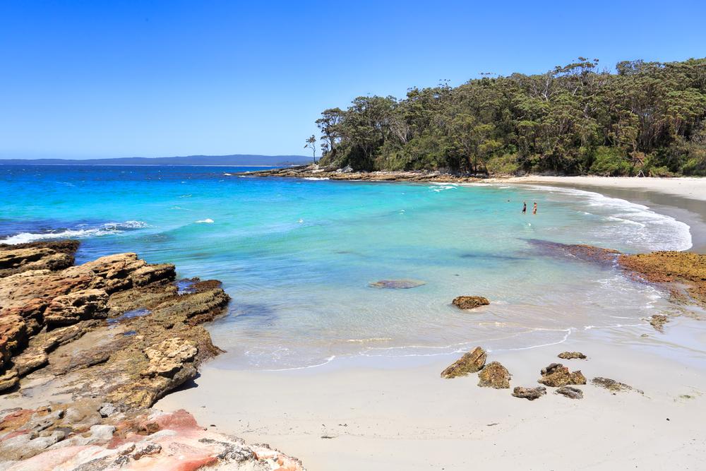 Du lịch Úc - Vui chơi ở Vịnh Jervis