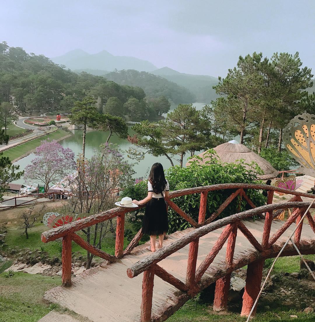 Tour Đà Lạt - Thung lũng Tình Yêu - Điểm đến hấp dẫn cho những cặp đôi đương thuở mặn nồng