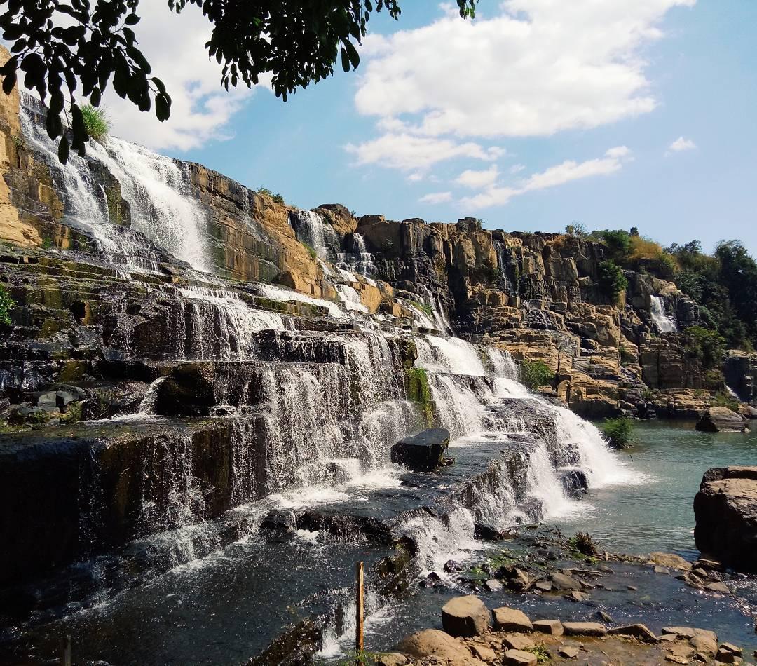 Tour Đà Lạt - Thác Pongour - Món quà vô giá của mẹ thiên nhiên