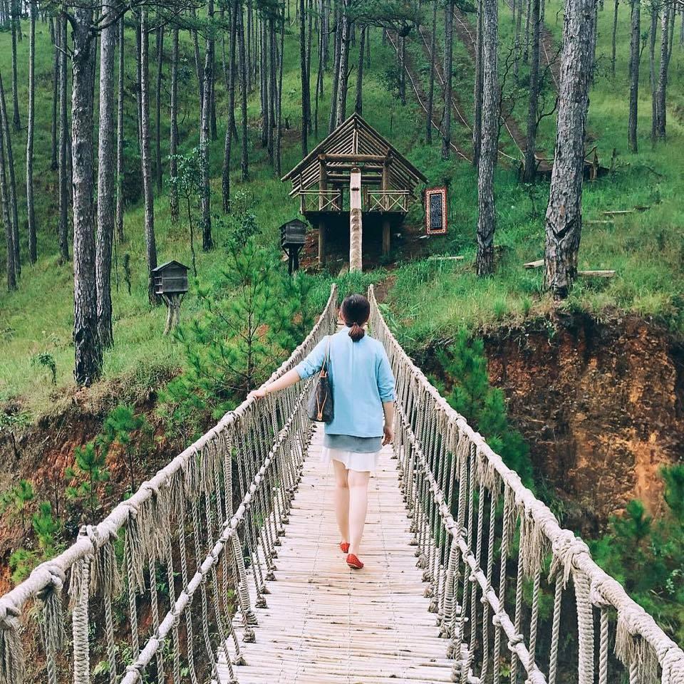 Tour Đà Lạt - Lạc lỗi giữa thiên đường cổ tích mang tên Làng Cù Lần
