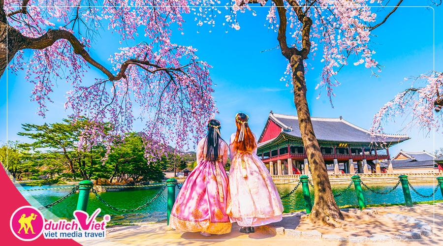 Du Lịch mùa xuân Hàn Quốc - Cảm nhận sự khác biệt