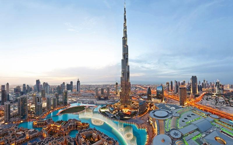 Vẻ đẹp du lịch Dubai bốn mùa trong năm