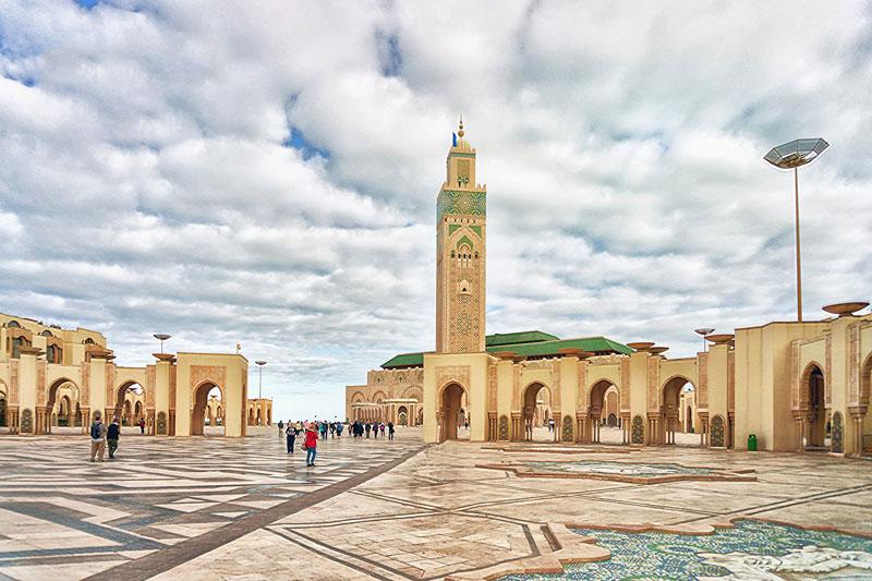Du lịch Maroc điểm dừng chân lí tưởng