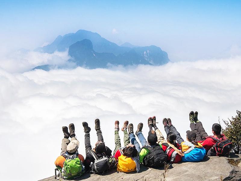 Tour Sapa - Trekking Fansipan - Chinh phục đỉnh núi cao nhất Đông Nam Á