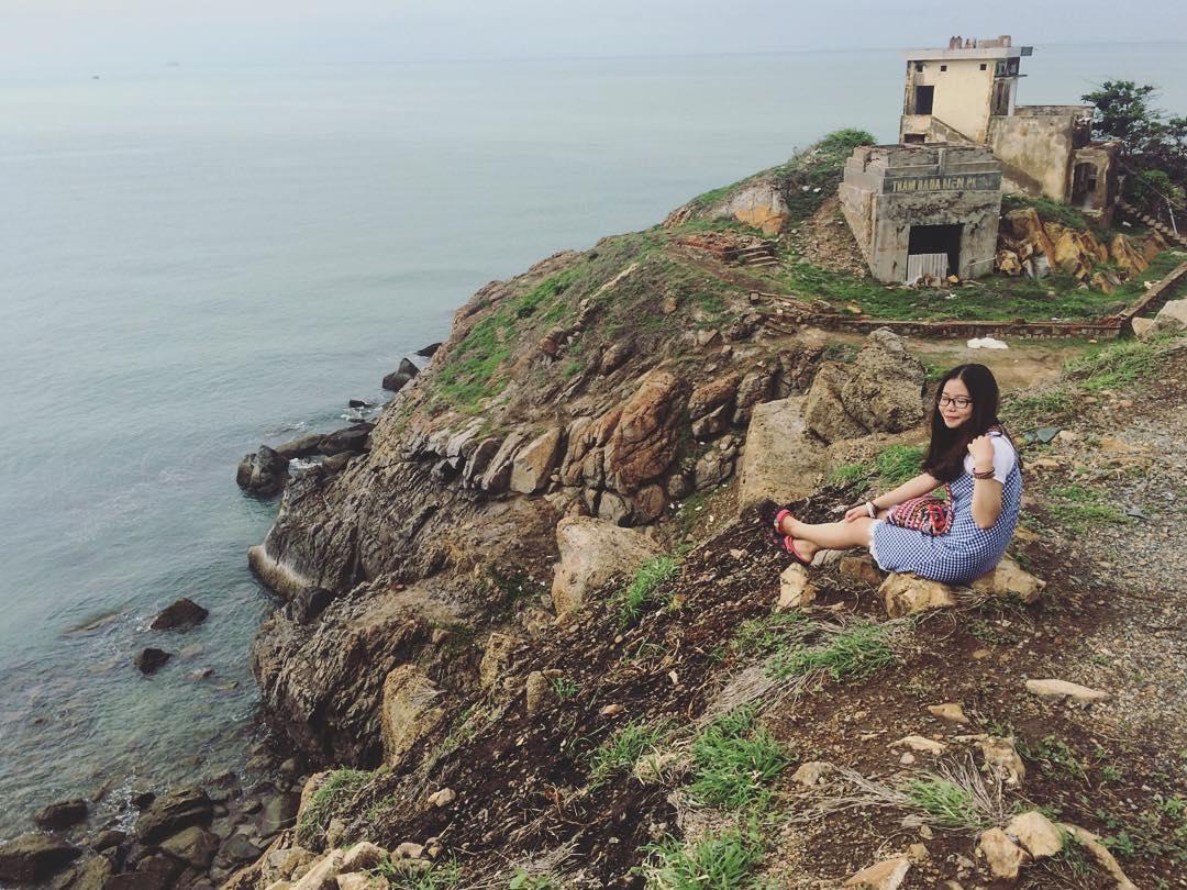 Mũi Nghinh Phong cũng là địa điểm tour Vũng Tàu để sống ảo ưa thích của nhiều bạn trẻ.