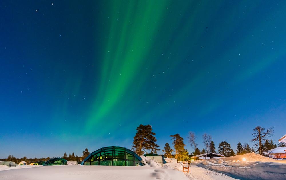 Vùng đất của những đêm trắng Lapland