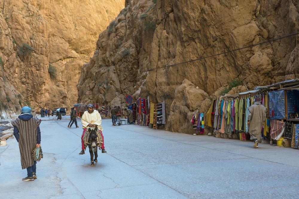 Trải nghiệm trong chuyến tham quan núi Todra