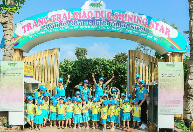 Trang trại giáo dục trẻ em