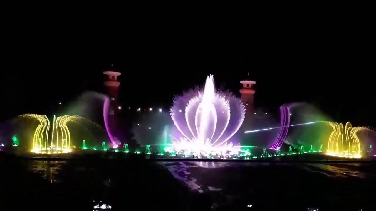 Màn trình diễn nhạc nước Vinpearl Land Phú Quốc