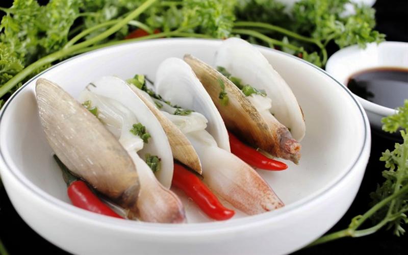 Ngây ngất trước những món ăn hải sản trên Vịnh Hạ Long