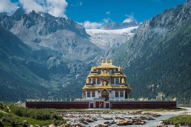 Tu viện Dzongchen