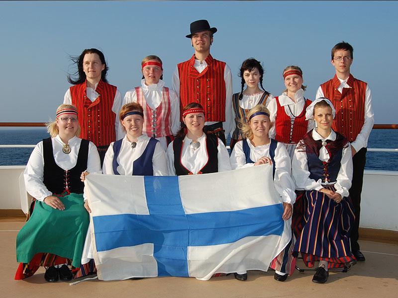 Hành trình du lịch Bắc Âu cảm nhận nền văn hóa các nước