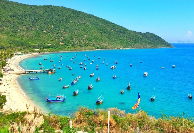 Khu vịnh Vân Phong