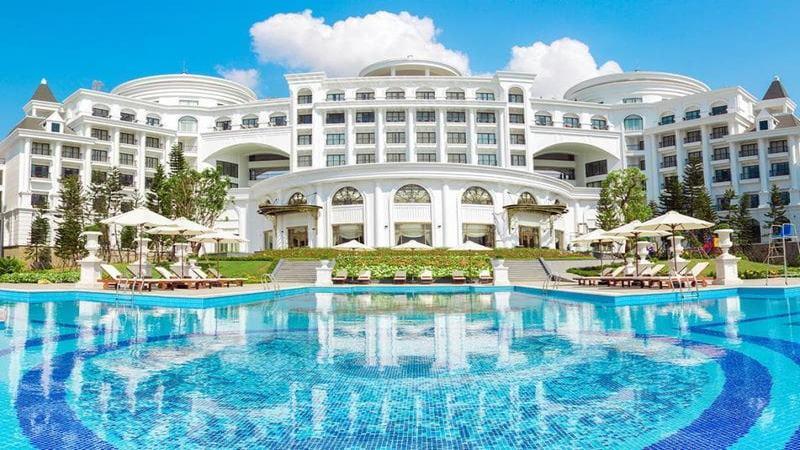 Những resort nổi tiếng trên Vịnh Hạ Long