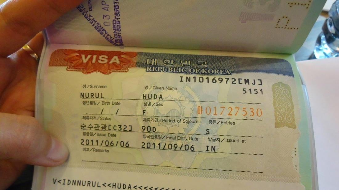 Du lịch Hàn Quốc - Hướng dẫn cách làm visa Hàn Quốc