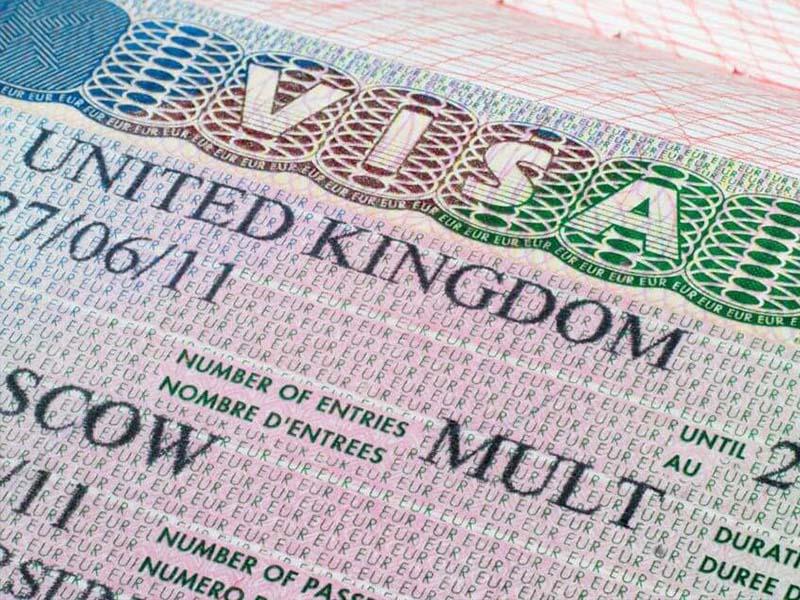 Tất tần tật về thủ tục visa du lịch Anh