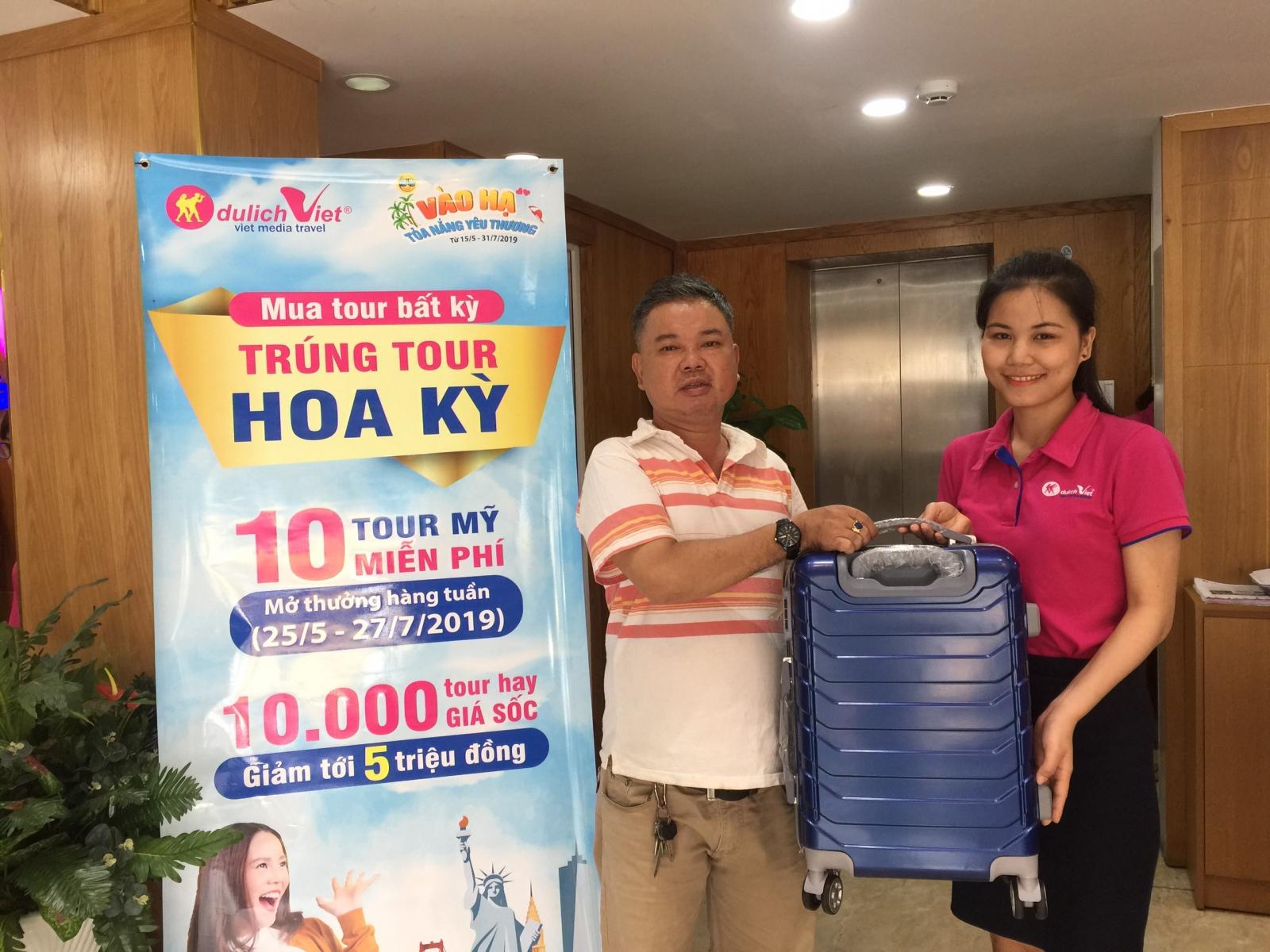 Tour Hoa kỳ tuần thứ III của Du Lịch Việt đã có chủ sở hữu